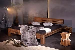 Letto Matrimoniale Design Rustico Offerta Speciale