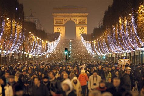 Paris New Year Eve  Events, Holiday Celebrations & Traditions