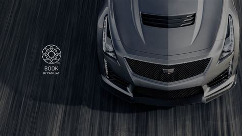Cadillac Book by Cadillac Introduces Book Premium Car Service