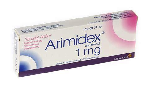 arimidex     trt dosage  vary