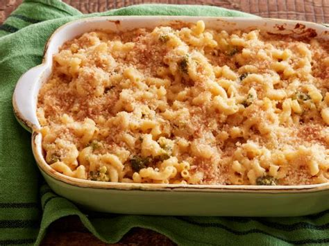 mac and cheese ree drummond broccoli cheese mac n cheese recipe ree drummond food network