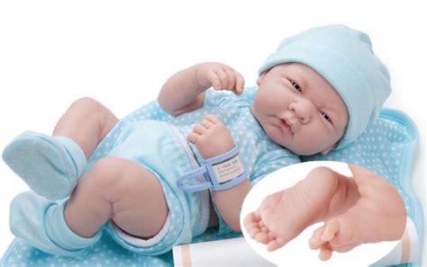 Realistic Newborn Baby Boy Doll Life-like Dolls Real