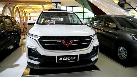 Wuling Almaz Picture by New Wuling Almaz Turbo 2019 White Colour Exterior And