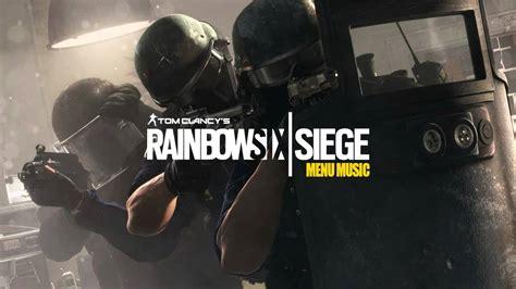 Rainbow Six Siege S Theme Rainbow Six Siege Menu Theme