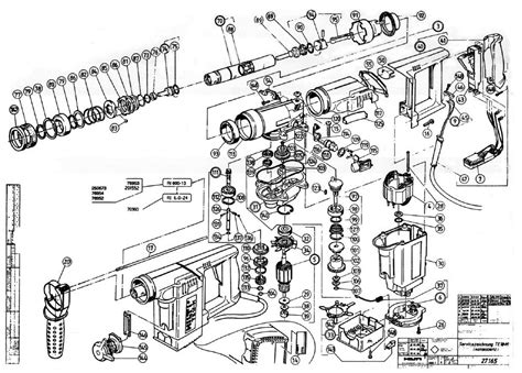 hilti te  manual auto electrical wiring diagram