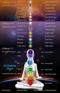 22 Chakra System