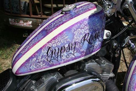 Custom Motorcycle Tanks
