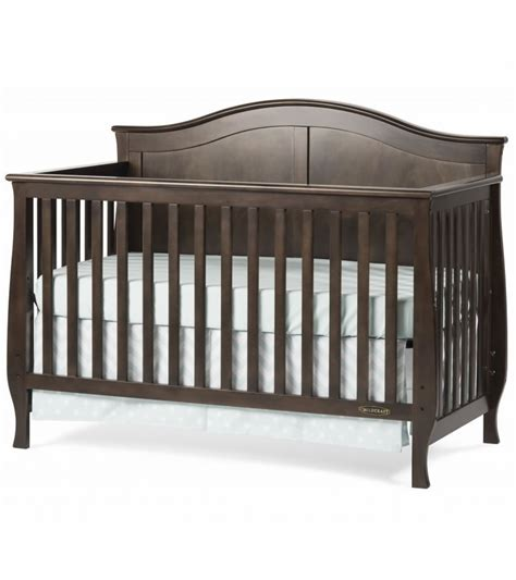 4 in 1 convertible cribs child craft camden 4 in 1 convertible crib slate