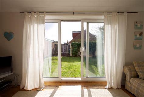 choosing right drapes for sliding glass doors home doors