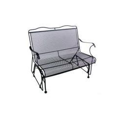 Arlington House Jackson Patio Loveseat Glider by Gliders Patio And Retro On