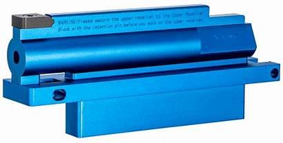 Upper Block Receiver Anodized Ncstar Aluminum Gunstuff