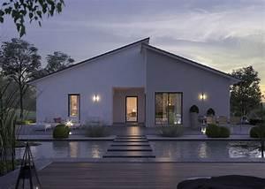 Dänische Fertighäuser Bungalow : lifestyle 39 gt bungalow fertighaus bauen mit massa haus ~ Watch28wear.com Haus und Dekorationen