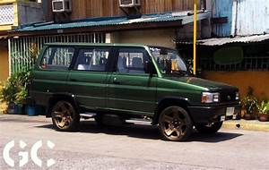 Genecastro 1995 Toyota Tamaraw Specs  Photos  Modification