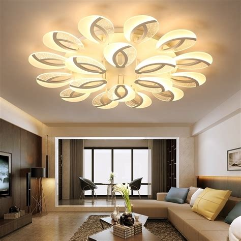 Living Room Ceiling Lights Canada by Aliexpress Buy 2018 New Modern Led Ceiling Lights