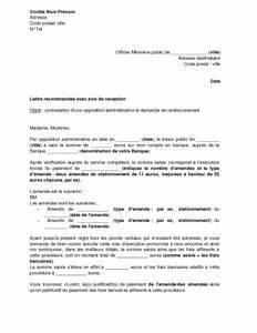 Lettre Pour Contester Une Amende : courrier type administration lettre type commerciale gratuite jaoloron ~ Medecine-chirurgie-esthetiques.com Avis de Voitures