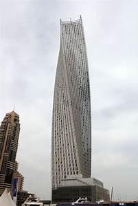 Som, Hochhaus, Cayan, Tower, Infinity, Tower, Dubai