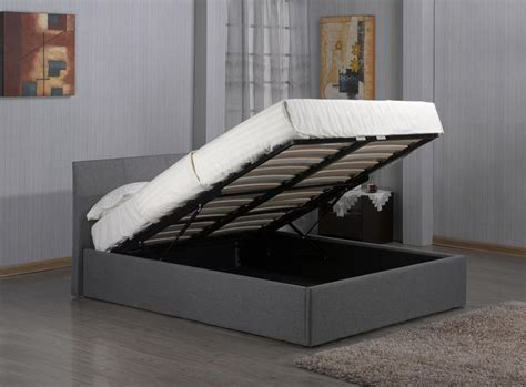 Mw Fusion 4ft Small Double Ottoman Bed