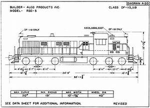 Southern Pacific Diesel Locomotive Diagrams  U2013 Railfandepot