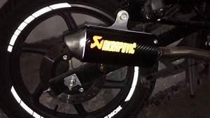 Honda Invicta 2014 Akrapovic