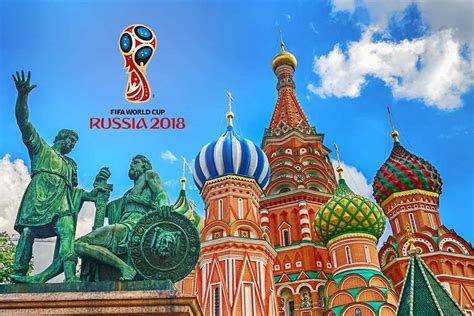 Fifa World Cup Security Russia