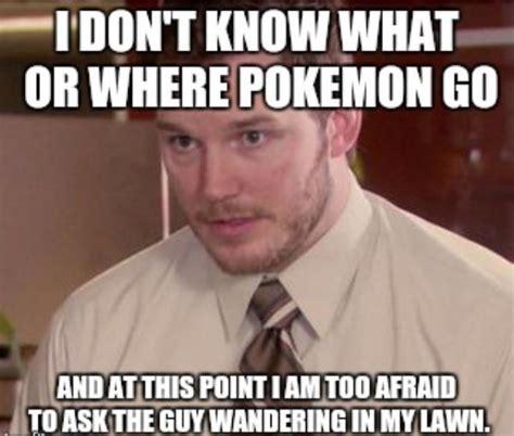 Pokémon Go Memes - funny pokemon memes