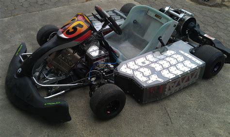 Electric Kart Motor by Get A Look At This Killer Electric Go Kart