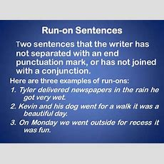 Advanced Sentence Structures