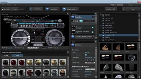 video copilot element  studio bundle model packs