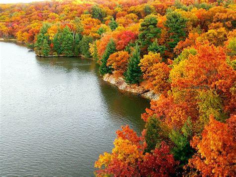 Fall Desktop Backgrounds by Wallpapers Autumn Scenery Desktop Wallpapers