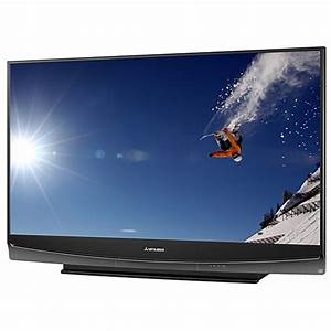 Shop Mitsubishi Wd65735 65-inch Dlp Hd Tv - Free Shipping Today - Overstock