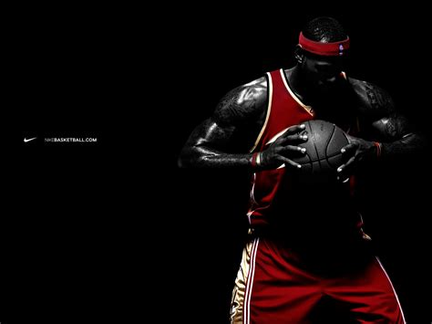 Nike Ad With Lebron James