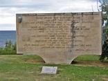 Gallipoli - Memorial at Anzac Cove by Ataturk   Flickr ...
