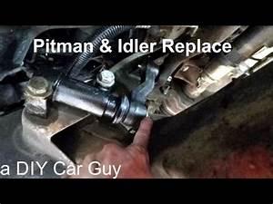 Pitman  U0026 Idler Arm Replacement Chevy Express Savana