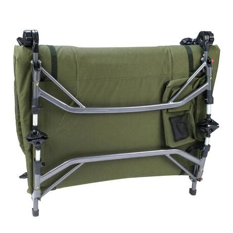 morphoz carp fishing bed chair caperlan
