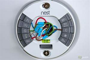 Install Nest  The Learning Thermostat
