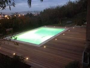 Tour De Piscine Bois : installation de tour de piscine hors sol en itauba ~ Premium-room.com Idées de Décoration