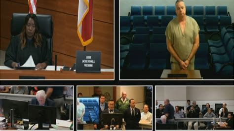 fired broward deputy charged neglect faces judge
