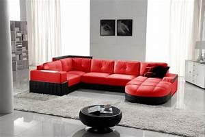 Combiner Blanc Et Rouge Dans Le Salon 20 Ides