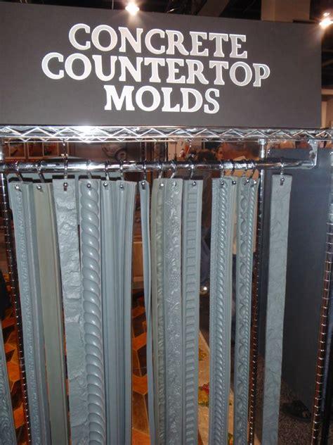 concrete edge forms concrete countertop edge forms countertops