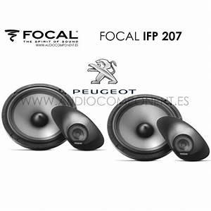 Focal Ifp 207 : focal ifp 207 audio component venta on line e instalaci n de car audio sonido y navegadores ~ Medecine-chirurgie-esthetiques.com Avis de Voitures