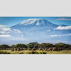 Mount Kilimanjaro National Park Tanzania  Rwanda Holidays