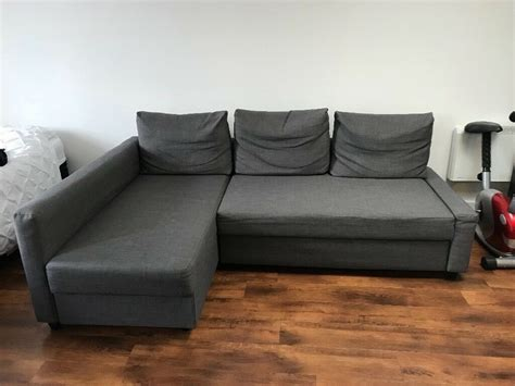 Ikea (friheten) Sofa / Sofa Bed With Storage