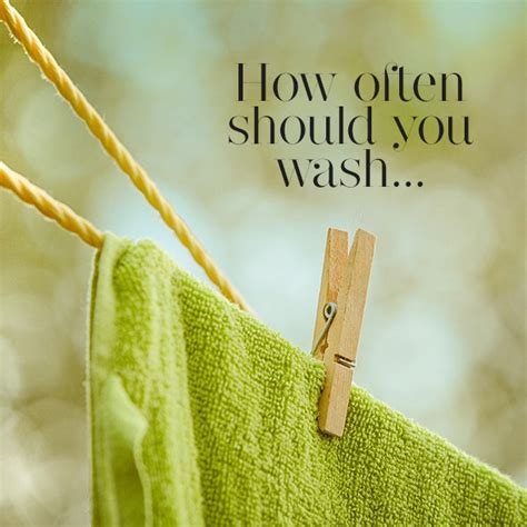 How Often Should You Wash Your Towels?  Good Housekeeping