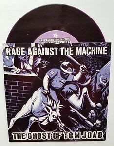 Rage Against the Machine, The Ghost of Tom Joad ep. NEVER ...