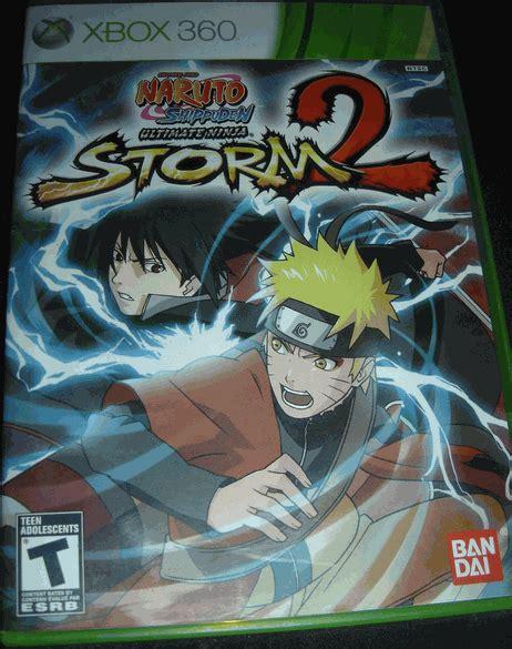 Naruto Shippuden Ultimate Ninja Storm 2 Xbox 360 Video