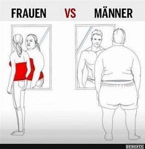 Frauen vs Männer Lustige Bilder, Sprüche, Witze, echt