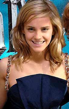 How Harry Potter Actress Emma Watson Got Wizard Gbp