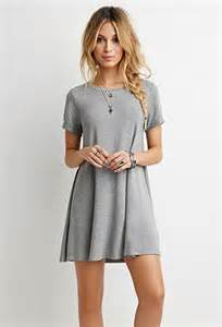 T-Shirt Dresses Outfits
