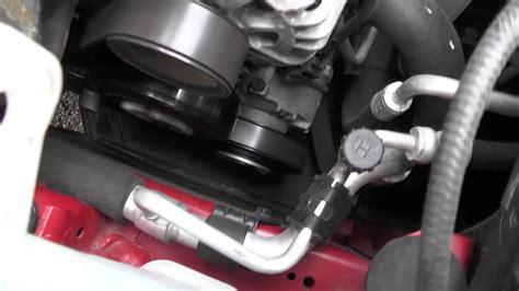 kia rio ac compressor ac system youtube