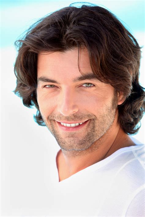 Here are prime curly hairstyles for men that have been handpicked just for you. 4 Wavy Long Hairstyles for Men